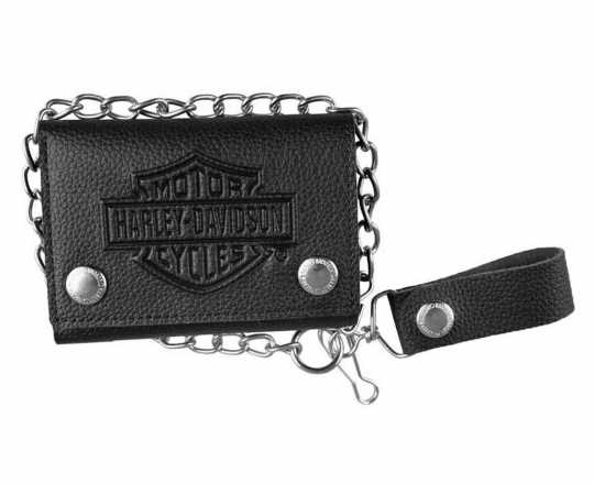 Harley-Davidson Geldbörse Bar & Shield Trucker