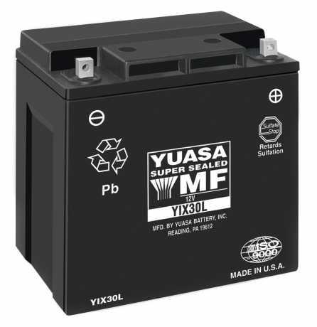 Yuasa Yuasa YIX30L Battery  - 28-31647