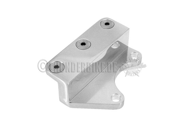 how to make custom brake caliper brackets