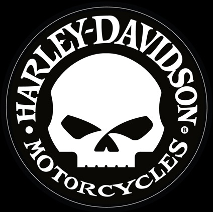 harley davidson aufkleber hubcap im thunderbike shop. Black Bedroom Furniture Sets. Home Design Ideas