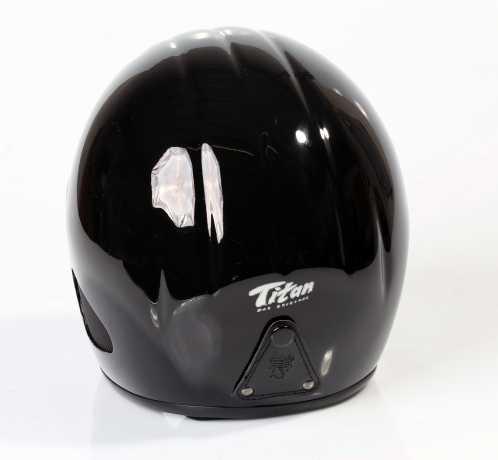 Gensler Skorpion Titan Jet-Helmet M | black - 023100/M