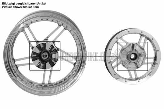 Thunderbike Pulley Spoke, poliert  - 04-70-100V