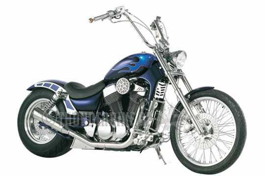 Thunderbike Ölkühler Inlay VA poliert  - 06-00-030