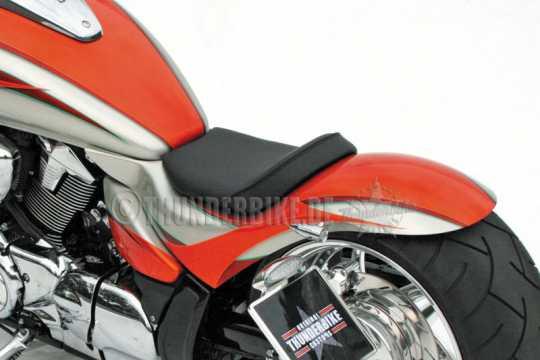 Thunderbike Einzelsitz Kunstleder schwarz  - 11-07-020
