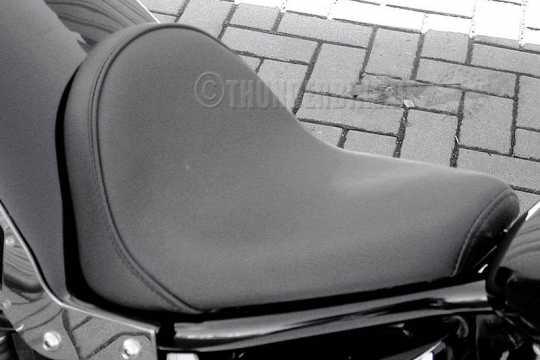 Thunderbike Solo Seat vinyl black  - 11-41-011