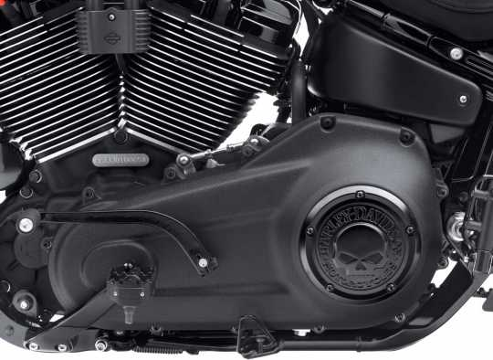 Harley-Davidson Primary Cover Hardware Kit black  - 12600257
