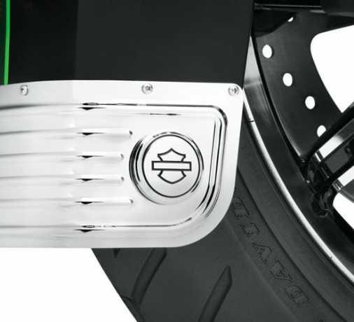 Harley-Davidson Fenderschürzen Medaillons Bar & Shield  - 14100747