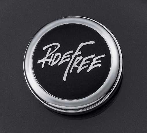 Harley-Davidson Ride Free Tankdeckel Medallion  - 14101220