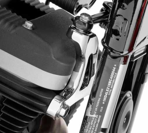 Harley-Davidson Front Engine Mount Bracket Chrome  - 16400022