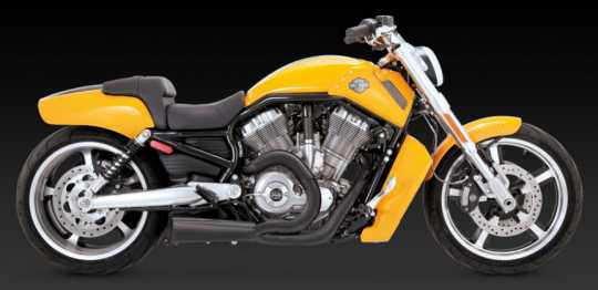Vance & Hines Vance & Hines Competition 2in1, black  - 18001497