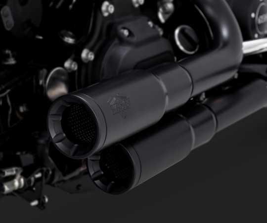 Vance & Hines Vance & Hines Mini Grenades 2-2 black  - 18002247
