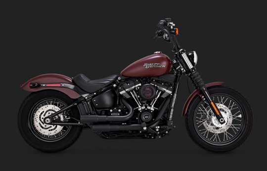 Thunderbike Vance & Hines Mini Grenades schwarz  - 18002328