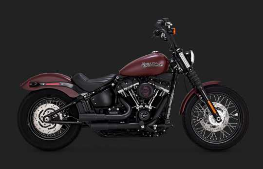 Thunderbike Vance & Hines Mini Grenades black  - 18002328