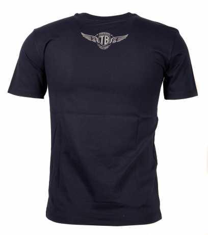 Thunderbike Clothing Thunderbike Kinder T-Shirt Just Ride blau  - 19-01-1339V