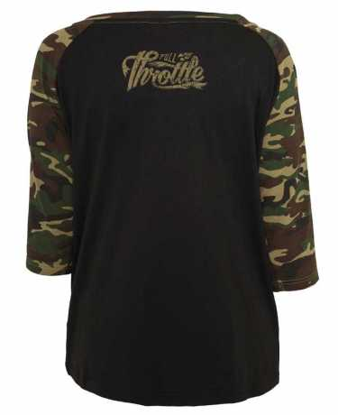 Thunderbike Clothing Thunderbike Damen Longsleeve Race Team, camo  - 19-10-1056V