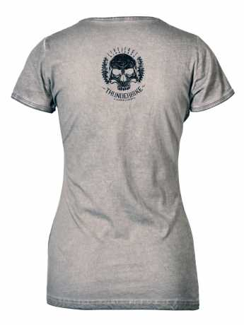 Thunderbike Clothing Thunderbike Women's T-Shirt Death's Head M - 19-11-1073/000M