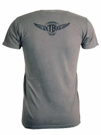 Thunderbike Clothing Thunderbike T-Shirt New Custom, grau  - 19-31-1013