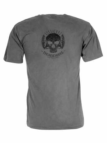 Thunderbike Clothing Thunderbike T-Shirt Death's Head, grau L - 19-31-1073/000L