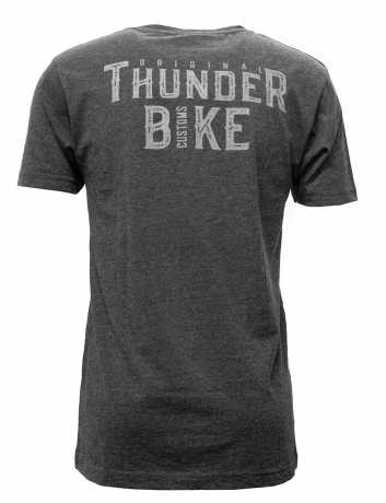 Thunderbike Clothing Thunderbike T-Shirt Legendary grau M - 19-31-1253/000M
