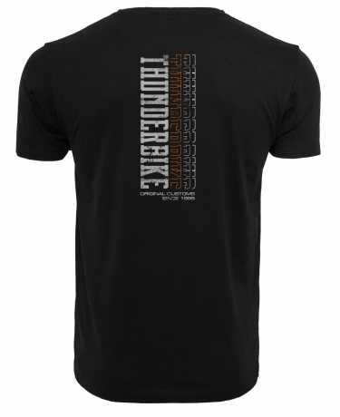 Thunderbike Clothing Thunderbike T-Shirt Retro 4-Colors schwarz  - 19-31-1291V