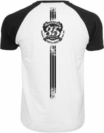 Thunderbike Clothing Thunderbike men´s T-Shirt 35th Anniversary white/black  - 19-31-1322V