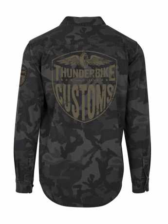 Thunderbike Clothing Thunderbike Hemd New Custom  - 19-32-1016V