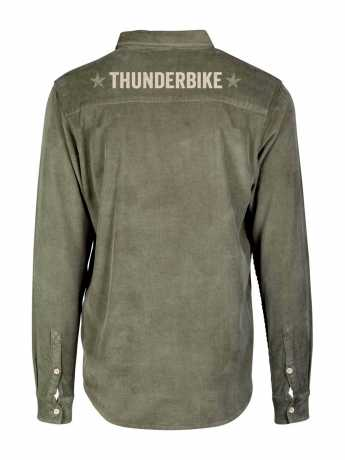 Thunderbike Clothing Thunderbike Cord Shirt  Customs  - 19-32-1194V