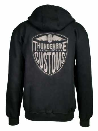 Thunderbike Clothing Thunderbike Zip Hoodie New Custom  - 19-60-1011V