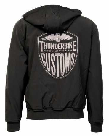 Thunderbike Clothing Thunderbike Softshell Hoodie Jacket New Custom  - 19-60-1011A