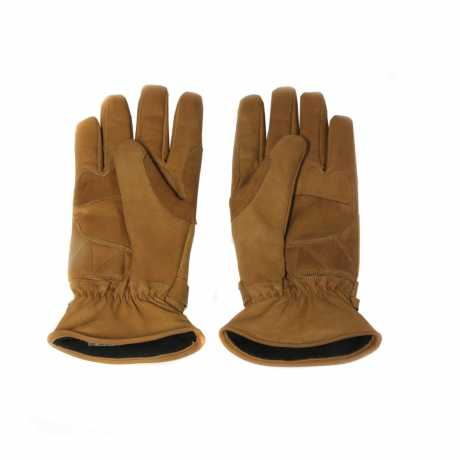 Thunderbike Clothing Thunderbike Gloves Retro, camel 2XL - 19-70-045