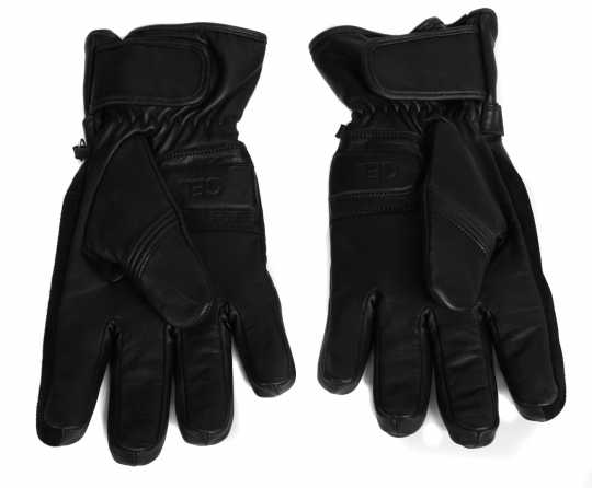 Thunderbike Clothing Thunderbike Midway Winter Handschuhe schwarz  - 19-70-100V