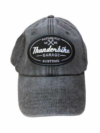 Thunderbike Clothing Thunderbike Baseball Cap Authentic Garage grey  - 19-80-1183