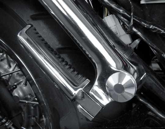 Thunderbike Cover-Set Alu poliert Struts - 22-00-170
