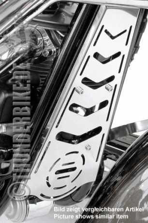 Thunderbike Rahmenabdeckung VA poliert  - 22-42-120