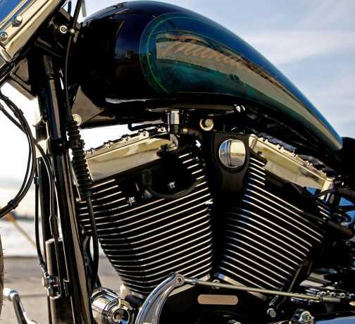 Thunderbike Engine Bracket New Design black - 22-72-550
