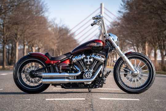 Thunderbike Timer Cover Cross  - 22-74-010