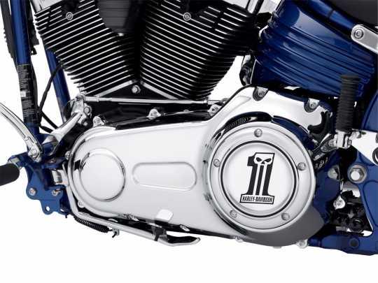 Harley-Davidson Derby Cover Number One Skull  - 25331-10