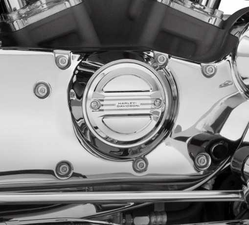 Harley-Davidson Timer Cover Airflow  - 25600047