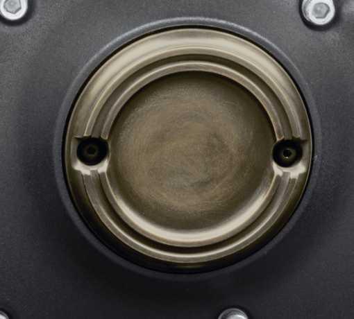 Harley-Davidson Brass Timer Cover  - 25600059