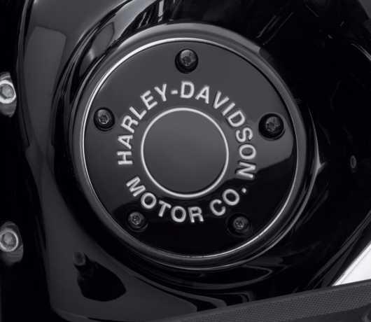 Harley-Davidson H-D Motor Co. Timer Deckel schwarz  - 25600133