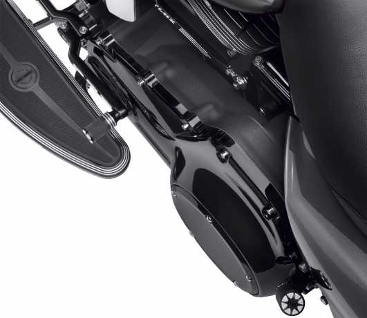 Harley-Davidson Outer Primary Cover Narrow-Profile black  - 25700438