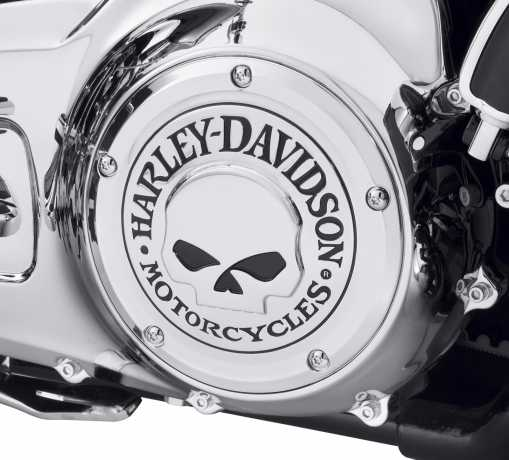Harley-Davidson Derby Deckel Willie G Skull  - 25700469