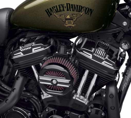 Harley-Davidson Rail Rocker Box Lower Housing black  - 25700600