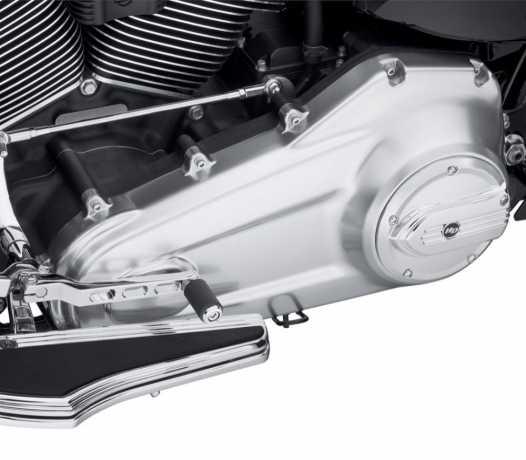 Harley-Davidson Narrow-Profile Primary cover Satin Chrome  - 25701040