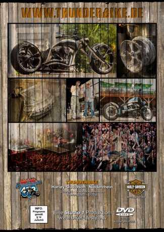 Thunderbike Thunderbike 25th Anniversary DVD  - DV-D4-DEU