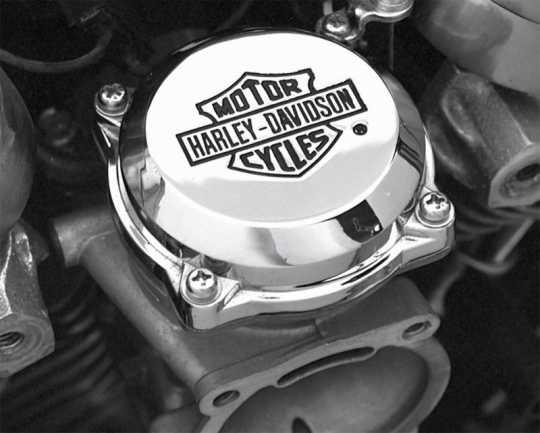 Harley-Davidson CV Carburetor Top Cover Bar & Shield chrome  - 27040-88T