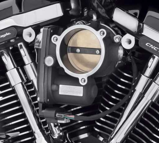 Harley-Davidson Screamin' Eagle High Flow 64mm EFI Drosselklappengehäuse  - 27200040