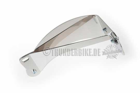 Thunderbike Seitlicher Kennzeichenhalter lang poliert - 28-00-033