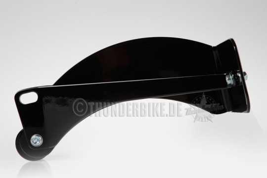 Thunderbike Side Mount Licence Plate Bracket long black - 28-73-060
