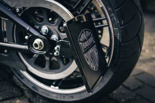 Thunderbike Side Mount Licence Bracket Kit medium black - 28-74-050